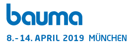 Welcome to visit our stand C2.519B at BAUMA MUNICH  from April 8 to 14 ,2019 . Welcome new and old clients for consultation and cooperation.